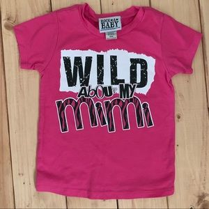 Other - Wild About My Mimi Pink T-shirt
